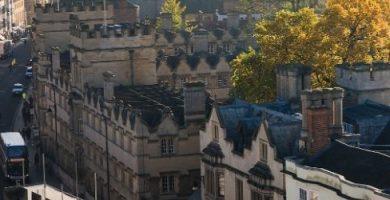 Academia de Ingles CES Oxford Reino Unido