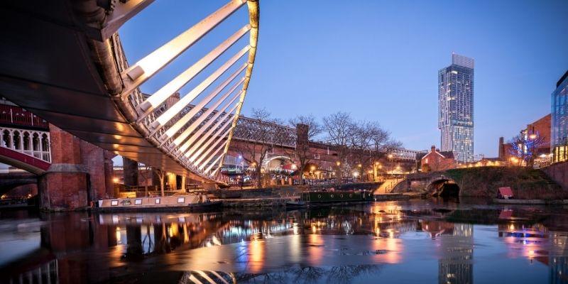 Aprende Ingles en Manchester Inglaterra y disfruta lo que la ciudad te ofrece
