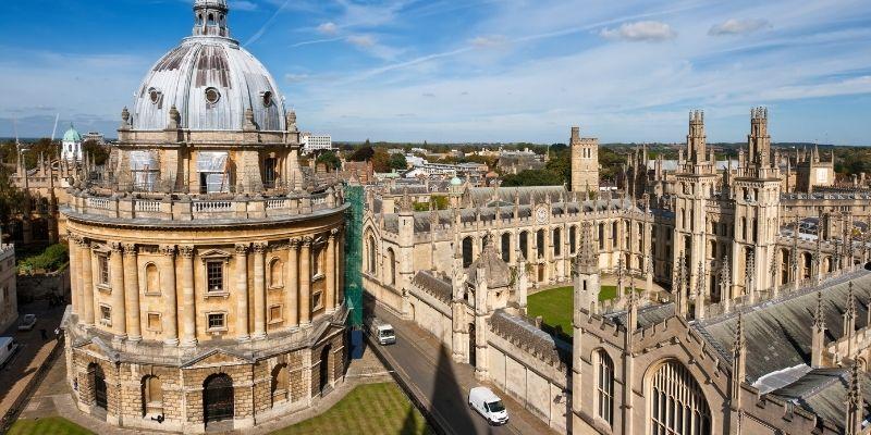 Certifica tu Ingles en Oxford y conoce los sitios historicos de la ciudad