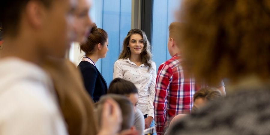 Comentarios escuela Centres London, personas hablando de lo bien que les fue en clases