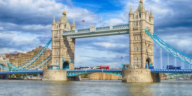 Costo de vida en Inglaterra en las grandes ciudades