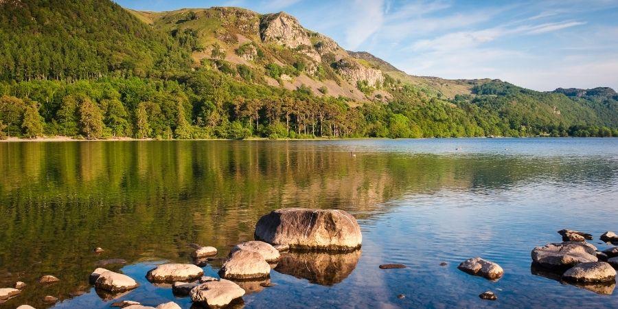 Distrito de los lagos lugar imperdible, el parque mas grande de Reino Unido
