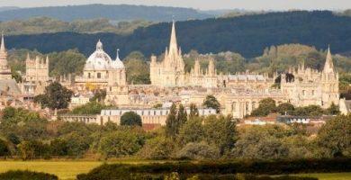 Estudiar Ingles en Oxford