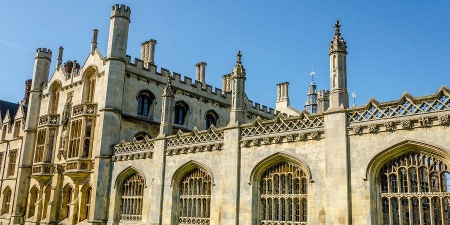 King's College, Lugar imperdible de Inglaterra para visitas mientras realizas un curso de inglés