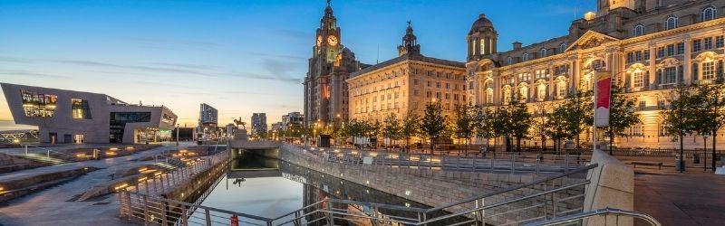 Estudia ingles en Liverpool