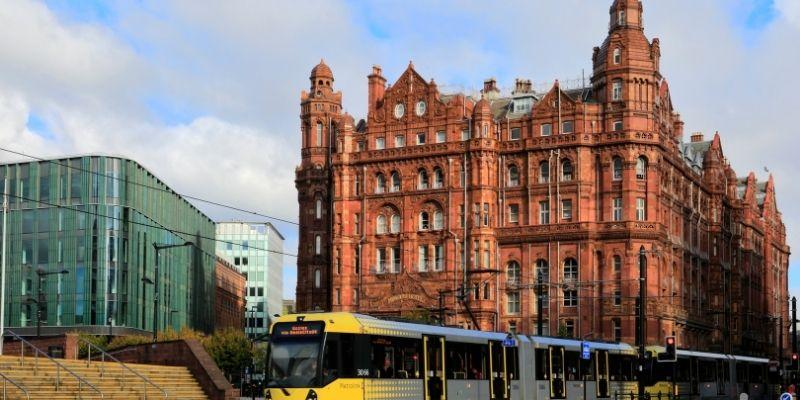 Manchester Inglaterra ciudad imperdible por su historia cultural