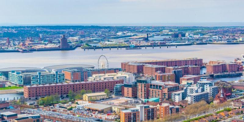 Estudiar inglés en Liverpool y disfruta de los paisajes que la ciudad te ofrece